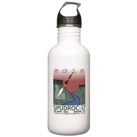 SpudRoc-17 2012 Stainless Water Bottle 1.0L