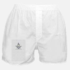 The Masonic Shop Logo Boxer Shorts
