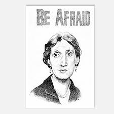 Whos Afraid? Postcards (Package of 8)