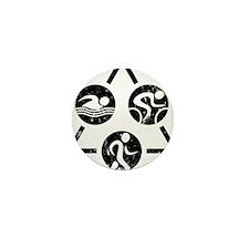 iSwim iBike iRun iTri Mini Button