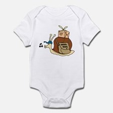 Snail Mail Infant Bodysuit