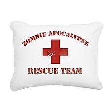 zombieRescue1A Rectangular Canvas Pillow