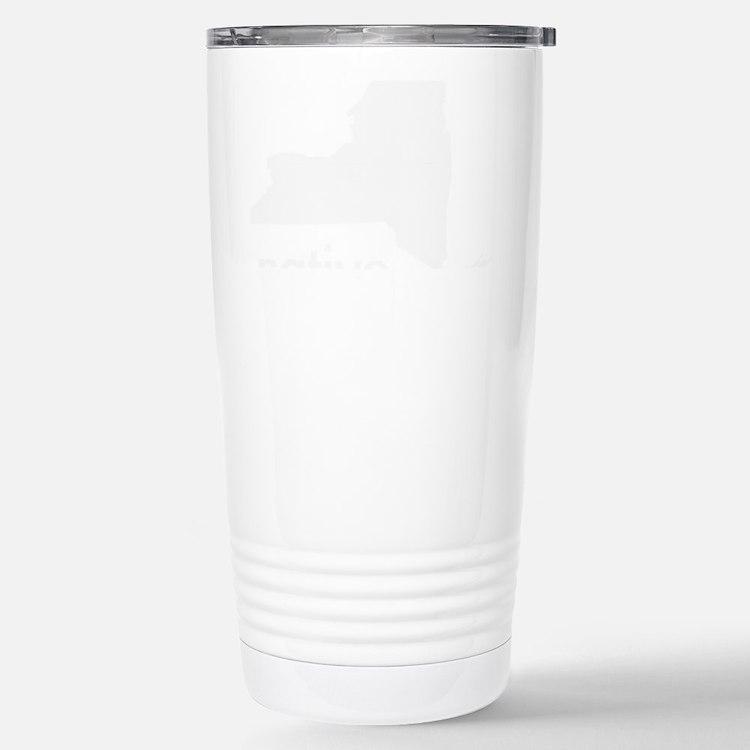 NYnative Stainless Steel Travel Mug