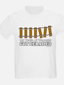 Derailed Kids T-Shirt