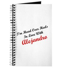 In Love with Alejandro Journal