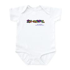 Shakespeare - She Creeps Baby Bodysuit