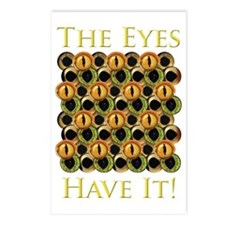 The Eyes Have It! Postcards (Package of 8)