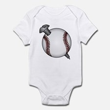 Screwball Infant Bodysuit