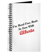In Love with Alberto Journal
