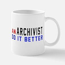 Archivist Do It Better Mug
