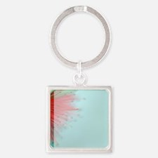 Branch Out Sticky Note Pad Square Keychain