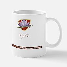Let it Flow Bag Mug