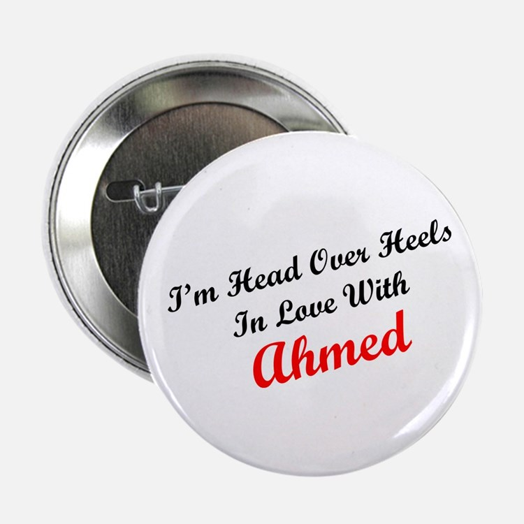 In Love with Ahmed Button