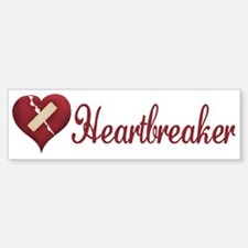 Heartbreaker Bumper Bumper Bumper Sticker