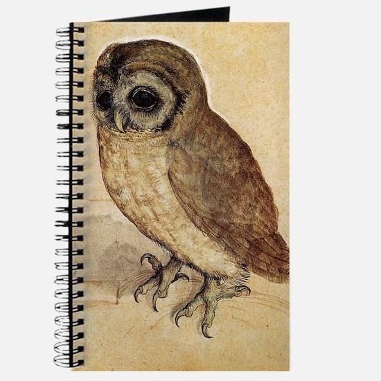Albrecht Durer The Little Owl Journal