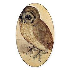Albrecht Durer The Little Owl Decal