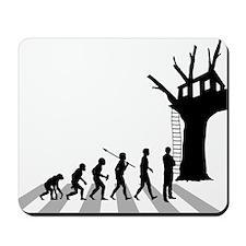 Tree-House Mousepad
