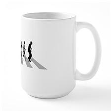 Unicycle-Rider-B Mug