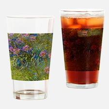 BUTTON Drinking Glass