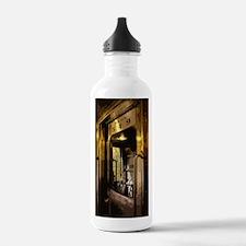 Train Door Water Bottle