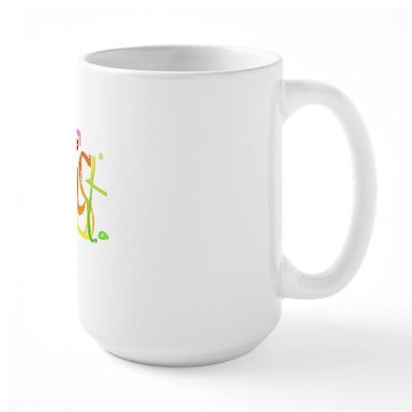 Artist Large Mug