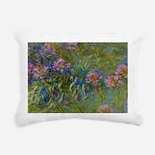 beach_bag3 Rectangular Canvas Pillow