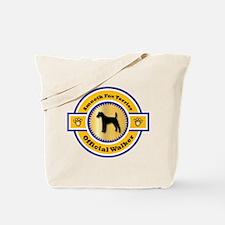 Terrier Walker Tote Bag
