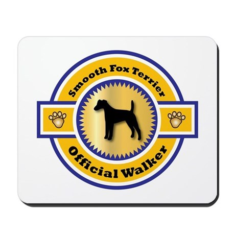 Terrier Walker Mousepad