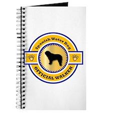 Water Dog Walker Journal