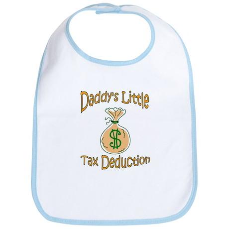 Daddy's Little Tax Deduction Bib