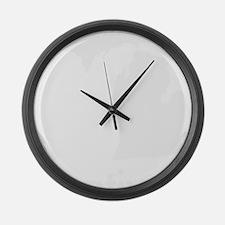 MInative Large Wall Clock