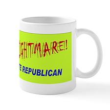 End the Nightmare! Mug