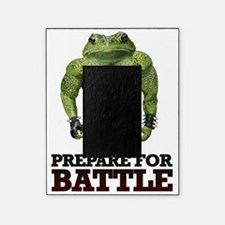 PREPARE FOR BATTLE  says TOAD Picture Frame