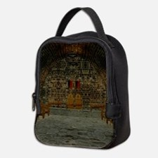 Medieval Tavern Neoprene Lunch Bag