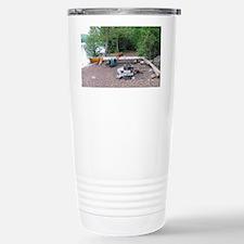 Boundary Waters Campsite Travel Mug