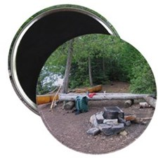 Boundary Waters Campsite Magnet