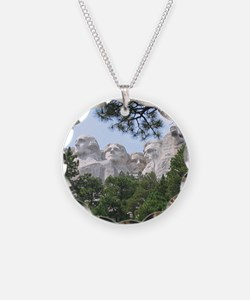 Mount Rushmore Necklace