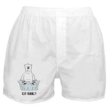 Ice-Addict Mens  Boxer Shorts