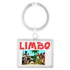 LIMBO Landscape Keychain