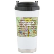 Nurse Prayer Blanket Size Yello Travel Mug