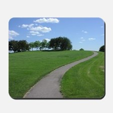 Long and Winding Road Mousepad
