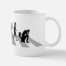 Shitting-B Mug