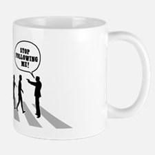 Stop-Following-Me-B Mug