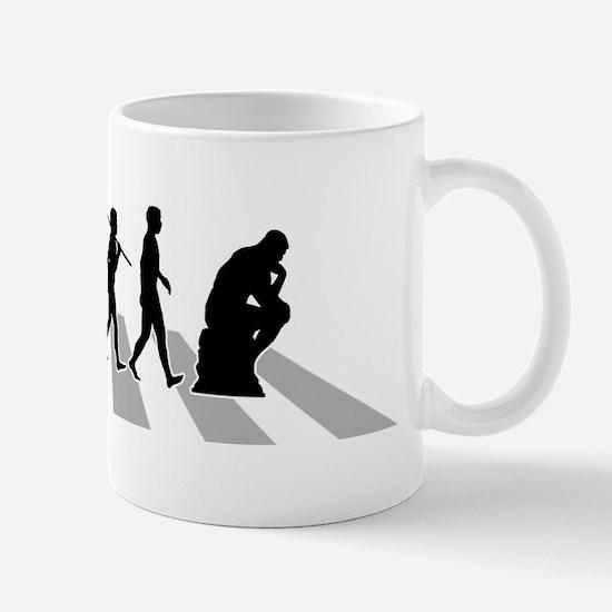 Thinker-B Mug