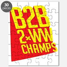 B2B 2xWW Champs Puzzle