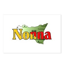 Nonna Postcards (Package of 8)