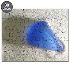 Blue Sea Glass Puzzle