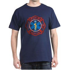 Masonic Fire, Rescue and EMT T-Shirt