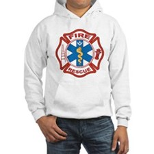 Masonic Fire, Rescue and EMT Hoodie