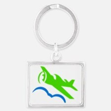 KAPVFC front and back Landscape Keychain